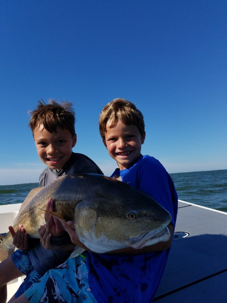 Pamlico Sound Fishing